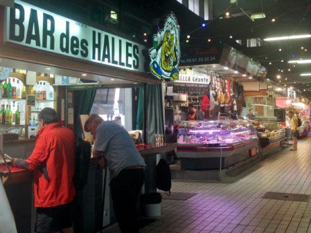 Bar des Halles in Toulouse on eatlivetravelwrite.com