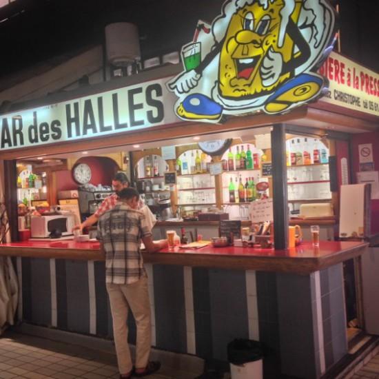 Bar des Halles Marche Victor Hugo Toulouse on eatlivetravelwrite.com