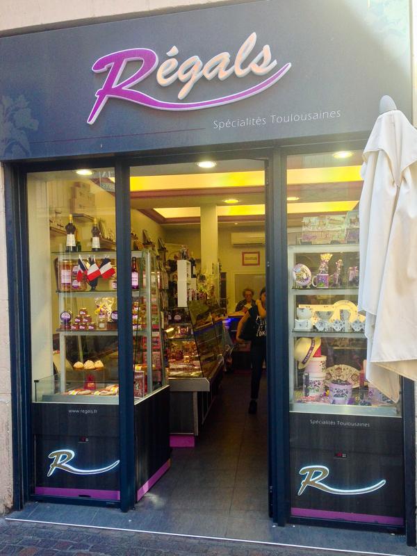 Regals in Toulouse on eatlivetravelwrite.com
