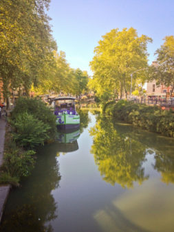Maison de la Violette Barge in Toulouse on eatlivetravelwrite.com