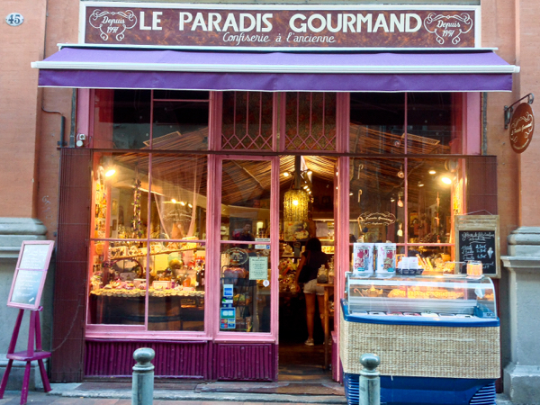 Le Paradis Courmand in Toulouse on eatlivetravelwrite.com