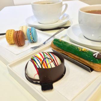 Afternoon tea at Delysées in Toronto on eatlivetravelwrite.com