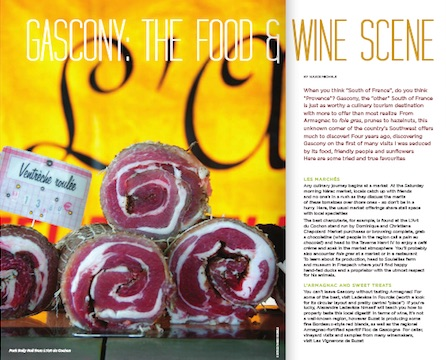 bon-vivant-gascony-article on eatlivetravelwrite.com