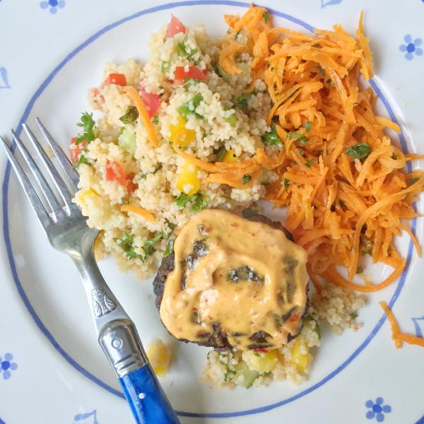 Merguez meatballs from My Paris Kitchen | eat. live. travel. write.
