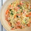 Ina Garten Linguine Shrimp Scampi on eatlivetravelwrite.com