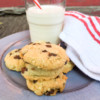 Dorie Greenspan Edouards Chocolate Chip Cookies from Baking Chez Moi on eatlivetravelwrite.com
