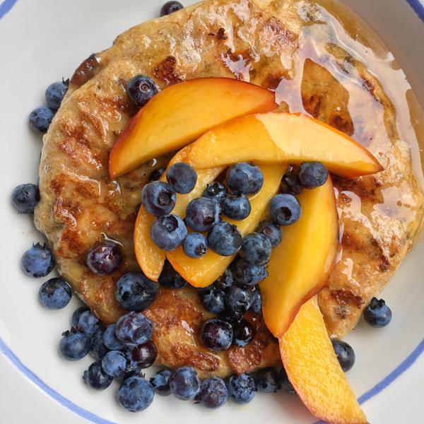 Ozery Bakery Morning Rounds French Toast on eatlivetravelwrite.com