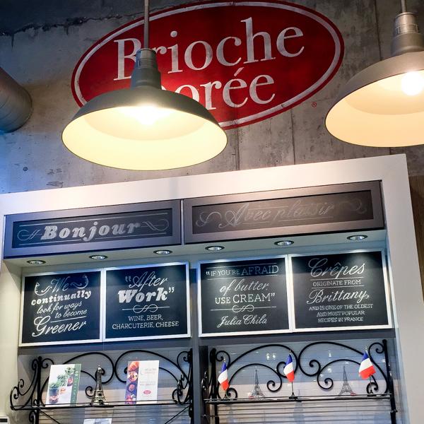 Brioche Doree interior on eatlivetravelwrite.com