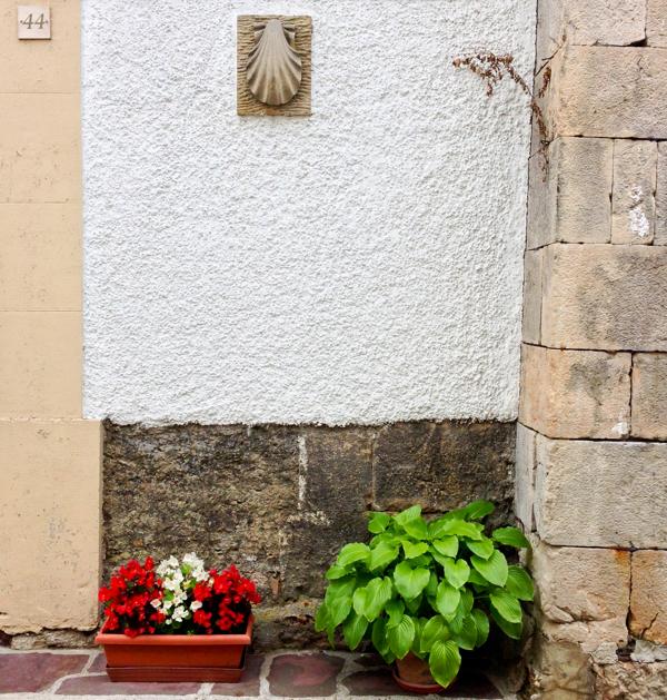 Burguete on Camino de Santiago on eatlivetravelwrite.com