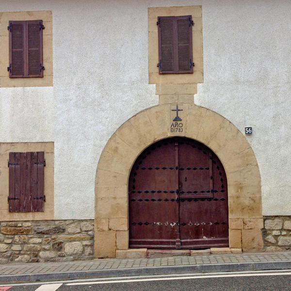 Espinal on Camino de Santiago on eatlivetravelwrite.com