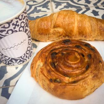 Maman breakfast pastries on eatlivetravelwrite.com
