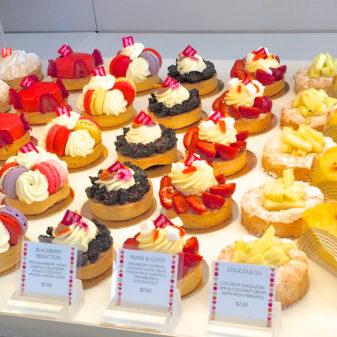 Sweet treats at Nadege Toronto on eatlivetravelwrite.com
