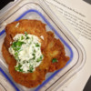 Kids make Persian potato fritters with Shayma Saadat on eatlivetravelwrite.com