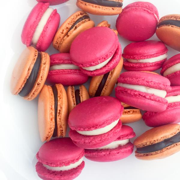 Macarons for #cookiesandkindness on eatlivetravelwrite.com