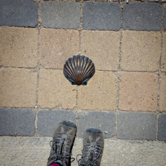 headed to Puente la Reina walking the Camino de Santiago on eatlivetravelwrite.com