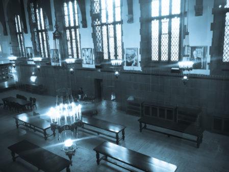 Dining halls at Hart House on eatlivetravelwrite.com