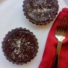 Chocolate dulce de leche tart from My Paris Kitchen on eatlivetravelwrite.com