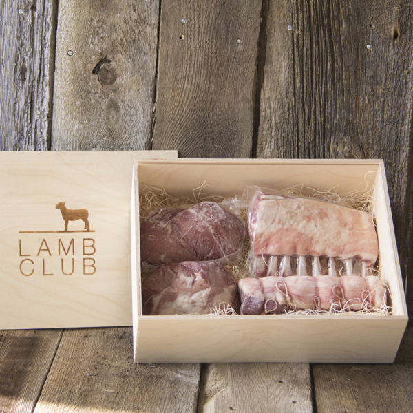 Lamb Club Gift Hamper on eatlivetravelwrite.com