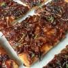 Up close David Lebovitz onion tart from My Paris Kitchen on eatlivetravelwrite.com