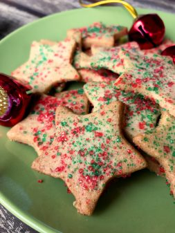 Dorie Greenspan's Christmas spice cookies for Tuesdays with Dorie on eatlivetravelwrite.com
