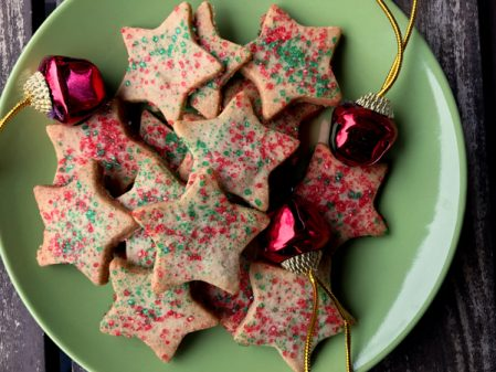 Dorie Greenspan's Christmas spice cookies from Dorie's Cookies Tuesdays with Dorie on eatlivetravelwrite.com