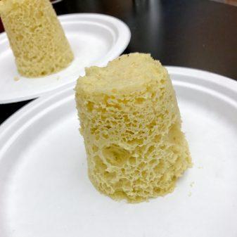 Gingerbread microwave sponges with John Placko on eatlivetravelwrite.com
