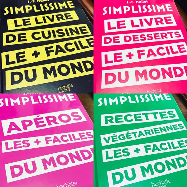 Simplissime cookbooks Souvenirs from France on eatlivetravelwrite.com