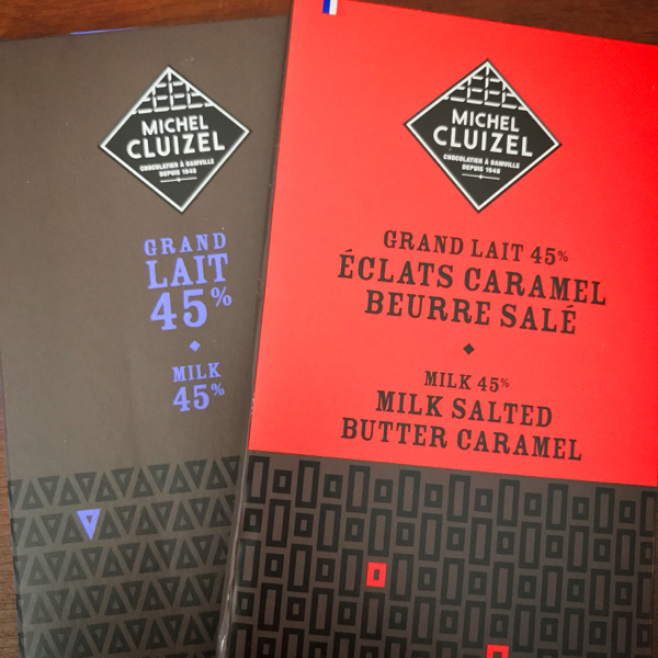 Michel Cluizel chocolate Souvenirs from France on eatlivetravelwrite.com