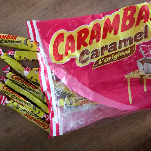 Carambar Souvenirs from France on eatlivetravelwrite.com