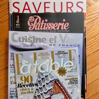 Saveurs Fou de Patisserie Cuisine et Vins and Elle a Table Souvenirs from France on eatlivetravelwrite.com