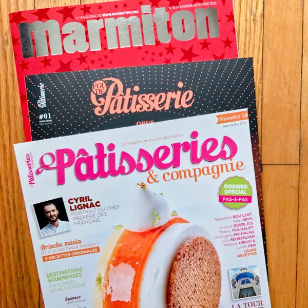 Marmiton Patisseries et Compagnie Fou de Patisserie Opus 1 Souvenirs from France on eatlivetravelwrite.com