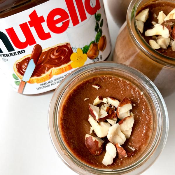 Nutella Pots de Crème | eat. live. travel. write.