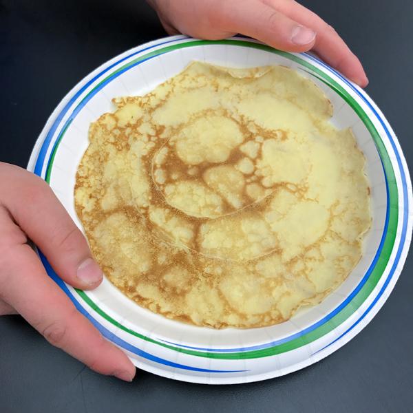 Kids make crêpes and galettes on eatlivetravelwrite.com