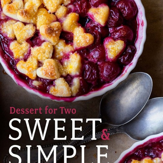 Sweet and Simple cover on eatlivetravelwrite.com