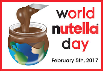 World Nutella Day 2017