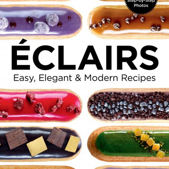 Christoph Adam Eclairs book cover image on eatlivetravelwrite.com