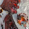David Lebovitz caramel pork ribs image on eatlivetravelwrite.com