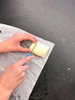 Cutting palmiers image on eatlivetravelwrite.com