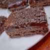 Cookies and Kindness Dorie Greenspan Salted Chocolate-Caramel Bars image on eatlivetravelwrite.com