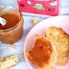 Salted caramel spread recipe image on eatlivetravelwrite.com