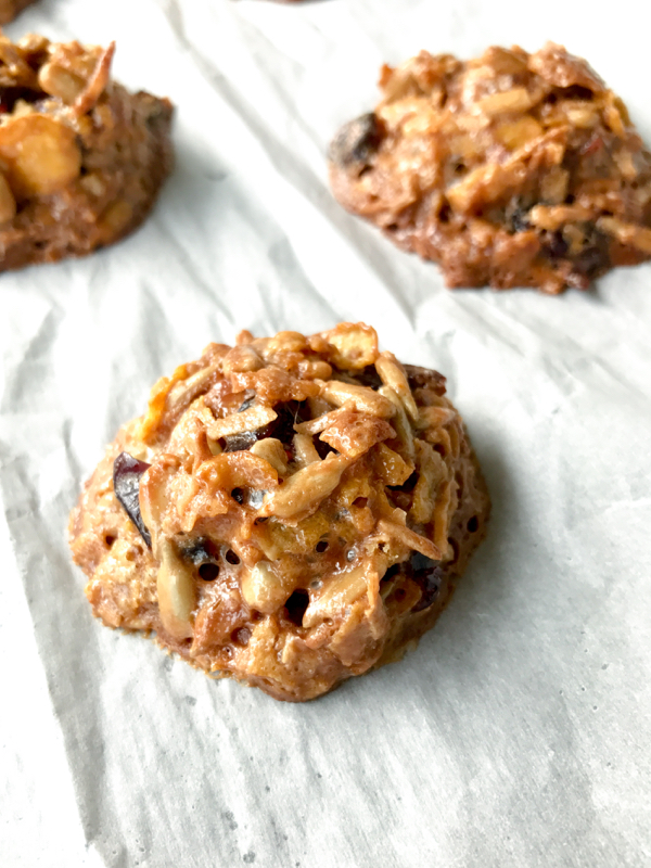 Dories Cookies Chocolate-Cornflake Haystacks for Tuesdays with Dorie on eatlivetravelwrite.com