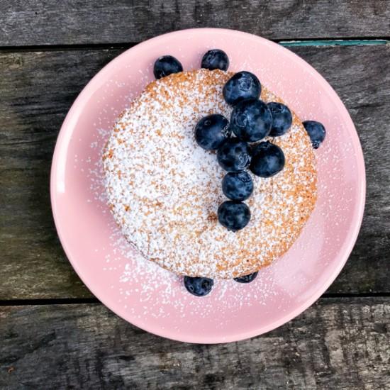 Dorie Greenspan plain and simple almond cake on eatlivetravelwrite.com