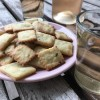 Dorie Greenspan goat cheese and chive cookies for Tuesdays with Dorie on eatlivetravelwrite.com