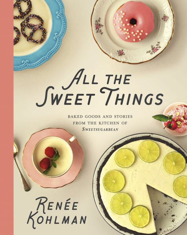 All the Sweet Things Cookbook on eatlivetravelwrite.com