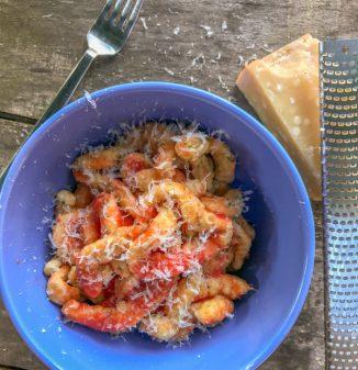 David Lebovitz herbed fresh pasta from My Paris Kitchen on eatlivetravelwrite.com