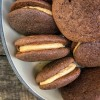 Dorie Greenspan Whoopie Pies from Baking Chez Moi on eatlivetravelwrite.com