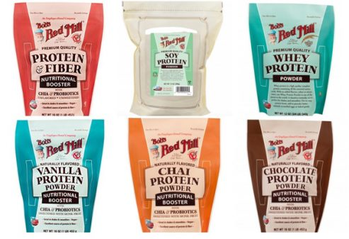 Bobs Red Mill protein powders on eatlivetravelwrite.com