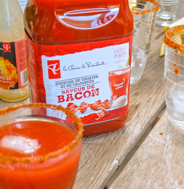 Bacon Caesar Mix from Presidents Choice on eatlivetravelwrite.com
