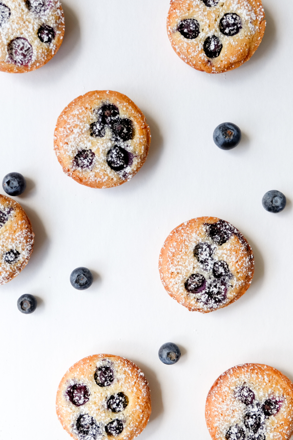 Blueberry frangipane tartlets on eatlivetravelwrite.com