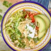 Taco bowl recipe on eatlivetravelwrite.com